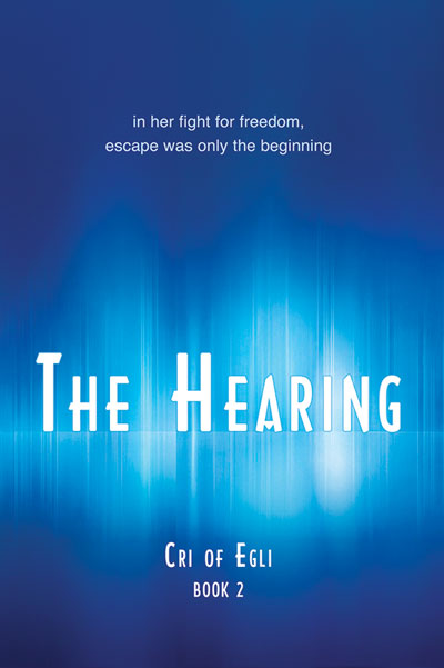 THE HEARING young adult dystopian