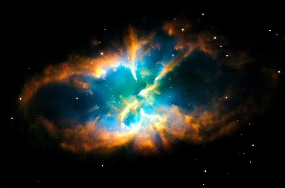ngc 2818 nebula